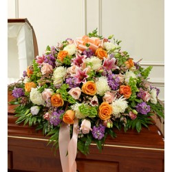 Casket Sprays, Funeral Flowers