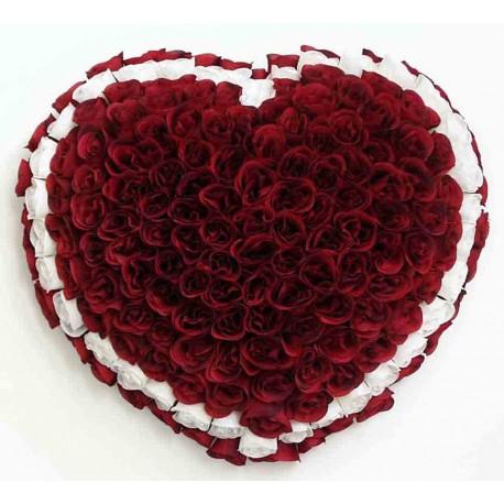 Heart Silk Flower (SFH1)