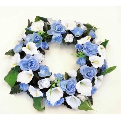 Wreath Silk Flower (SFW1)