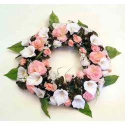 Wreath Silk Flower (SFW3)