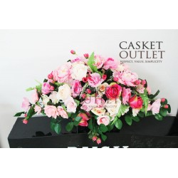 Saddle Flower, Cemetery Flower