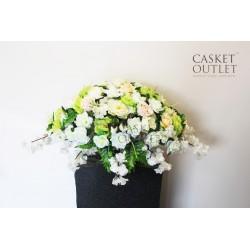 Saddle Flower, Cemetery Flower, Monument Flower