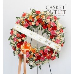 Funeral Wreath Flowers   Toronto's Online Outlet