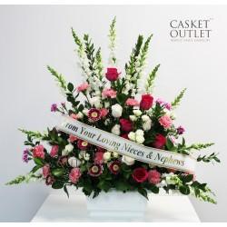 Funeral Flowers | Funeral Arrangements Flower | Sympathy Flower Online