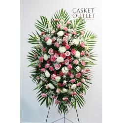 Funeral Flowers | Standing Spray Flowers | Funeral Flower Order Online