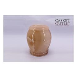 Yellow Onyx Marble Urn (FS0626)