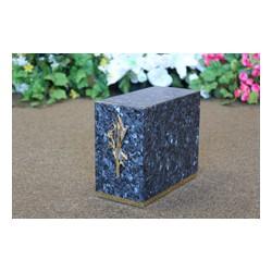 Blue Pearl Granite Urn (FS0703-BP)