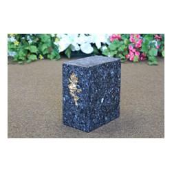 Blue Pearl Granite Urn (FS0710-BP)
