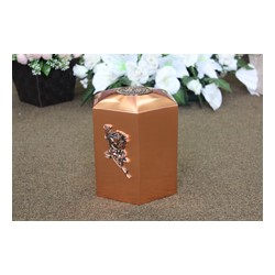 Bronze Urn (FM0512-RD)