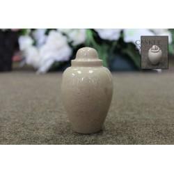Stone Keepsake Urn (FS0619-T-K)