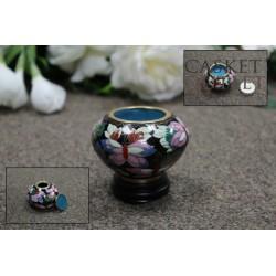 Cloisonne Tealight Keepsake Urn (FC0534-KCH)