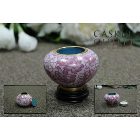 Cloisonne Tealight Keepsake Urn (FC0535-KCH)