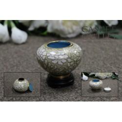 Cloisonne Tealight Keepsake Urn (FC0536-KCH)