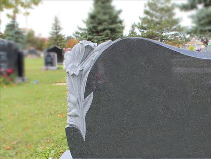 customize shape monument, headstone,upright monument