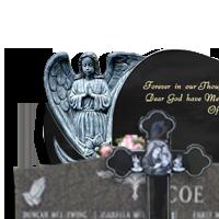 monument, headstone, grave marker