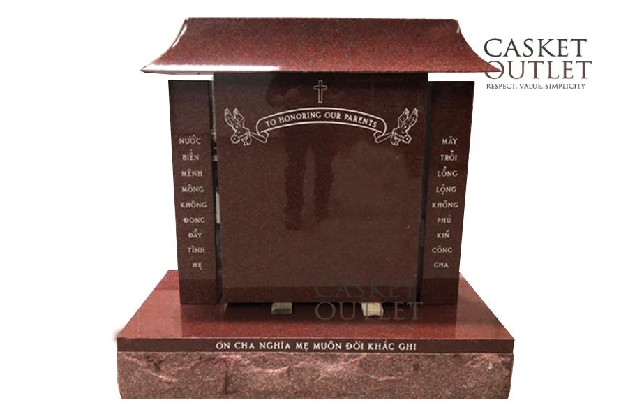 cemetery monument, custom headstone