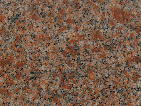 mountain rose pink granite stone