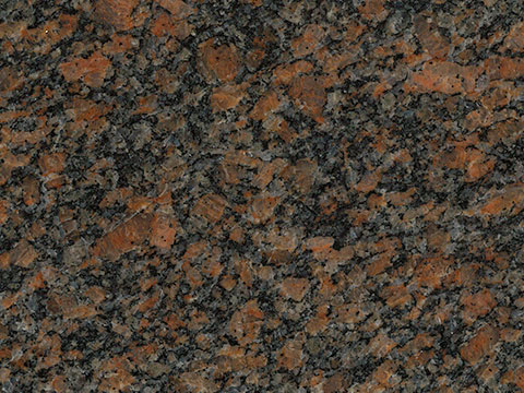 red deer mahogany granite stone
